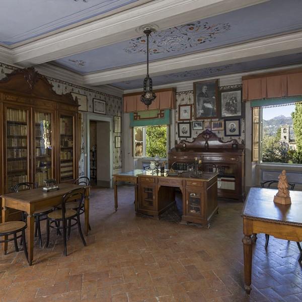 Casa museo di giovanni pascoli toscana 39 900 for Casa di 900 piedi quadrati