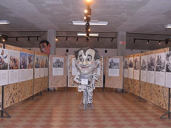 Museo del Carnevale e Museo Arte Contemporanea Carnevalotto