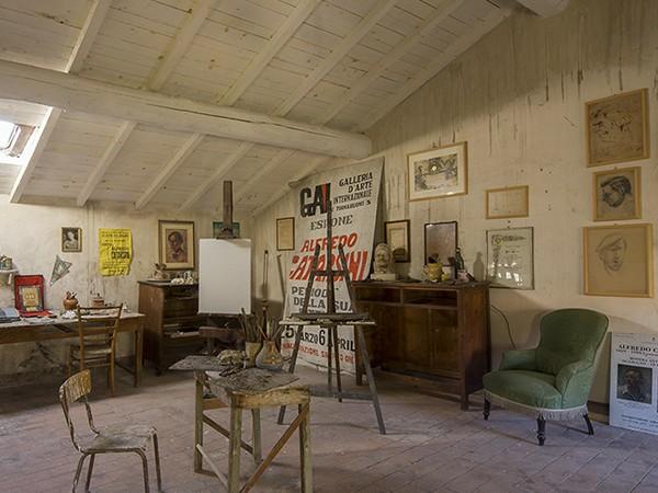 Musei Civici Villa Paolina, Atelier Alfredo Catarsini