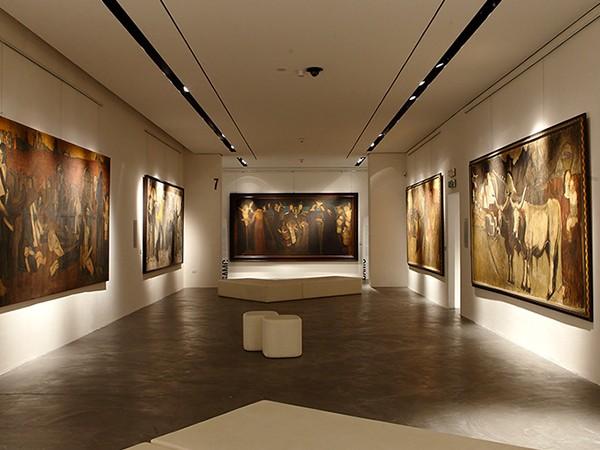 GAMC – Galleria d'Arte Moderna e Contemporanea