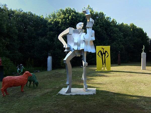 Parco di sculture Kurt Laurenz Metzler