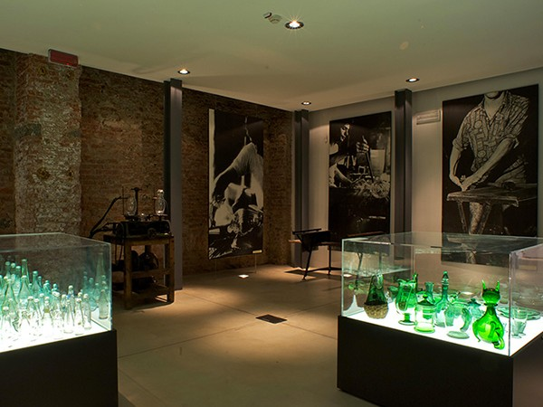 MUVE Museo del Vetro di Empoli