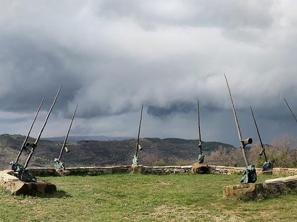 Giardino di Daniel Spoerri